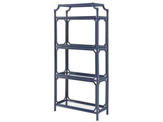 TURTLE CAY ETAGERE - Curated Kravet