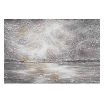 Starry Morning - 72''W x 48''H - Unframed - No mat - Z Gallerie