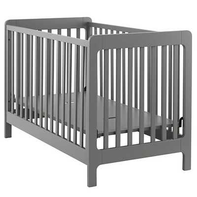 Grey Carousel Crib - Land of Nod