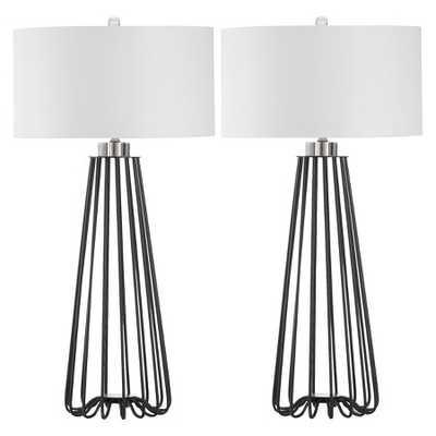 Safavieh Estill Table Lamp (Set of 2) - Target