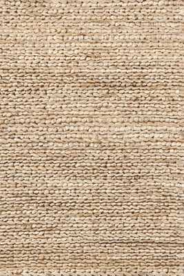 Natural Jute Woven Rug- 10' x 14' - Dash and Albert