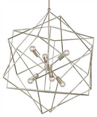 Aerial Chandelier - Currey and Company