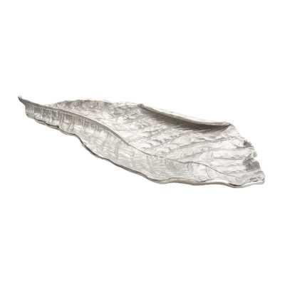 Silver Leaf Tray - Rosen Studio