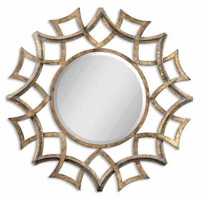 Demarco Round Mirror - Hudsonhill Foundry
