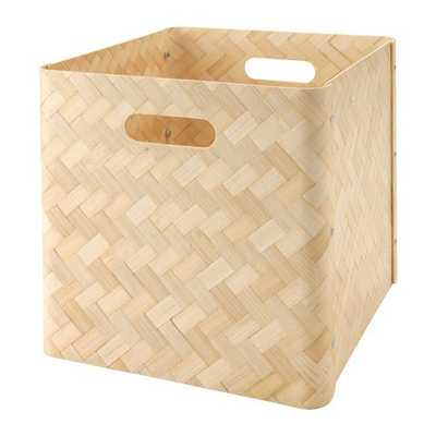 Bulling -Box-Bamboo - Ikea