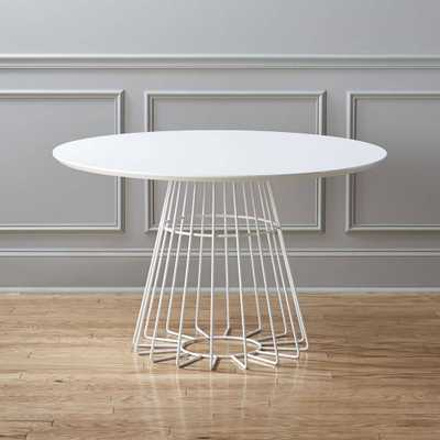 Compass Dining Table - Domino