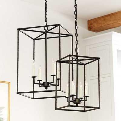 Hadley 4-Light Pendant Chandelier - Large - Ballard Designs