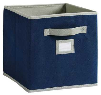 FABRIC DRAWER - Azurite - Home Decorators