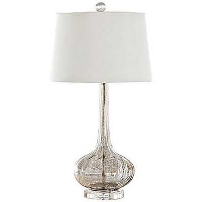 Regina-Andrew Milano Antique Mercury Glass Table Lamp - Lamps Plus