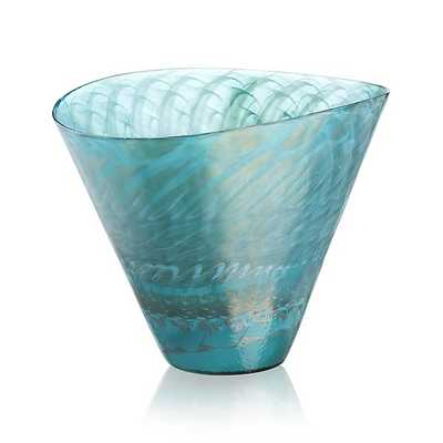 Aquatic Vase - Crate and Barrel
