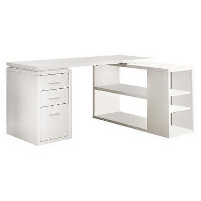 Corner Desk - Monarch Specialties - Target