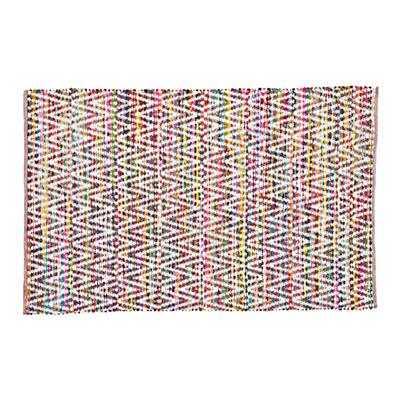 Diamond Vision Rug - 8 x 10' - Land of Nod