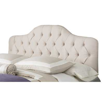 Martinique Upholstered Headboard - Full/Queen - Wayfair