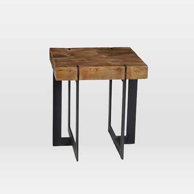 Block Side Table - West Elm