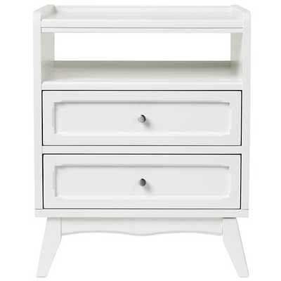 White Monarch Nightstand - Land of Nod