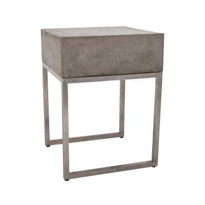 Bulwark Side Table - Rosen Studio