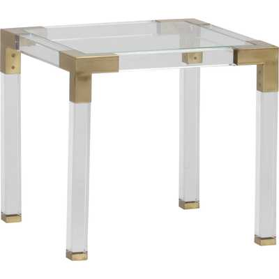 Maci Side Table - High Fashion Home