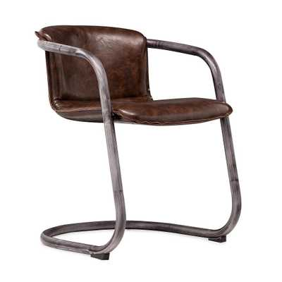 Caden Brown Chair - Maren Home
