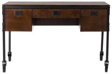 Industrial Empire Desk - Home Decorators