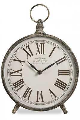 Norida Desk Clock - Home Decorators