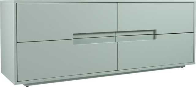 latitude mint low dresser - CB2