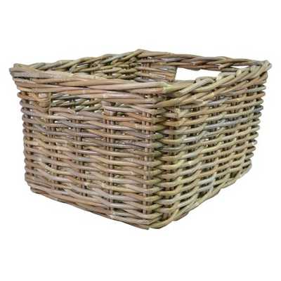 Rectangular Planter Basket in Full Koboo Grey - Target