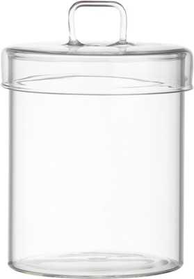 Pincher canister with lid - CB2