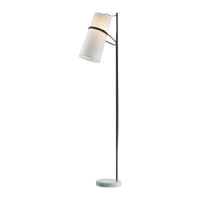 Banded Shade Floor Lamp - Rosen Studio