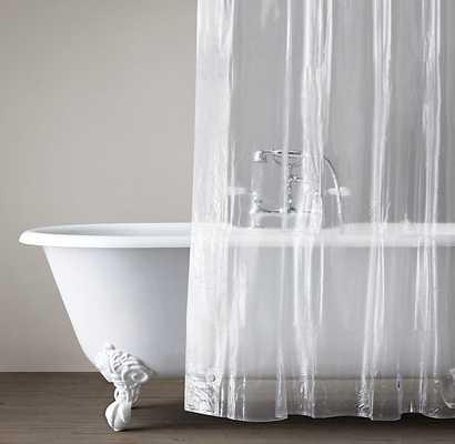 "Shower Curtain Liner - 72"" x 84"" - RH"