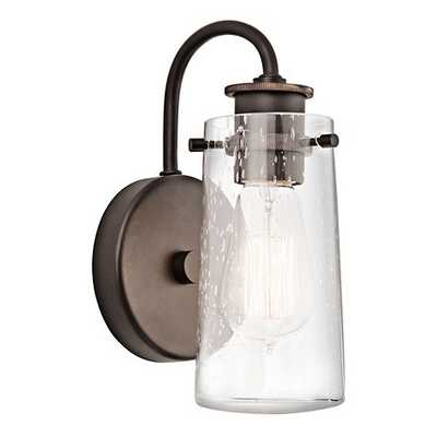 Ellison 1-Light Wall Sconce - Ballard Designs