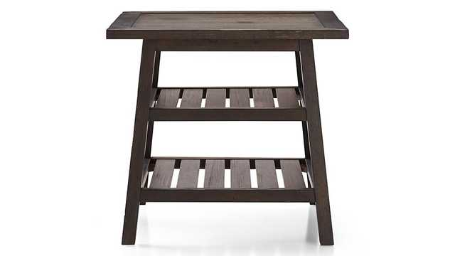 Campton Side Table - Crate and Barrel