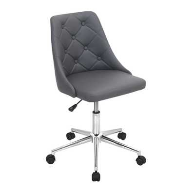 MARCHE OFFICE CHAIR - Gray - Hollis Modern