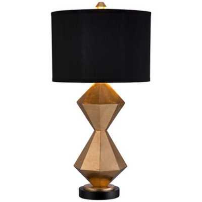 Bridget Double Diamond Table Lamp - Lamps Plus
