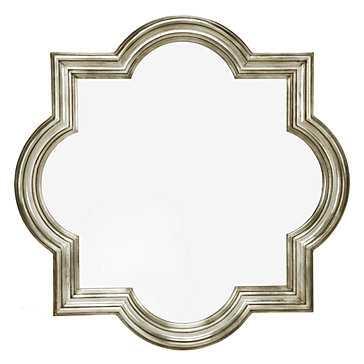 Quatrefoil Mirror - Z Gallerie