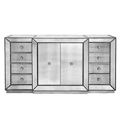 Omni Mirrored Buffet - Z Gallerie