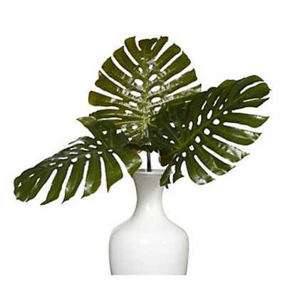 Split Philodendron Leaf - Z Gallerie