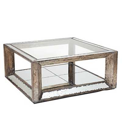 Pascual Coffee Table - Z Gallerie