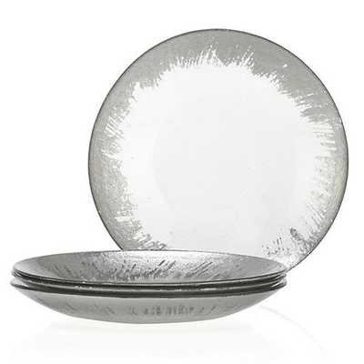 Solaris Dinnerware - Sets of 4 [Salad Plate - Set of 4] - Z Gallerie