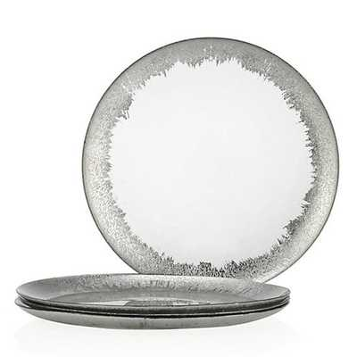 Solaris Dinnerware - Sets of 4 [Charger - Set of 4] - Z Gallerie