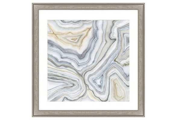 Agate Abstract II - One Kings Lane