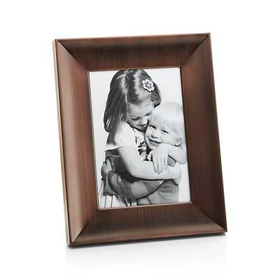 Hamlin 5'' x 7'' Picture Frame - Crate and Barrel