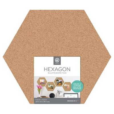 Ubrands Cork Hex Tiles - Target