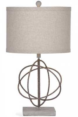 CASWELL TABLE LAMP - Home Decorators