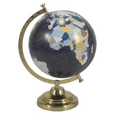 Desktop Globe w/ Gold Base - Threshold™ - Target