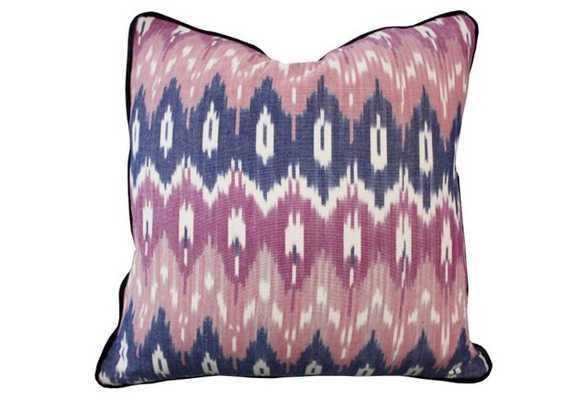 Southwest 20x20 Cotton Pillow - One Kings Lane