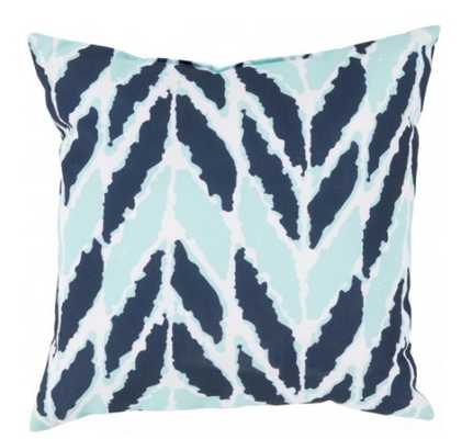 EBBA INDOOR/OUTDOOR PILLOW - Poly Insert - Lulu and Georgia