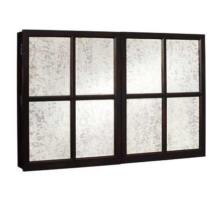 Mirror Cabinet Media Solution - Large - Pottery Barn
