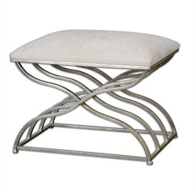 Shea, Small Bench - Hudsonhill Foundry