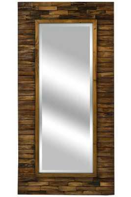 Dawson Wood Mirror - Home Decorators