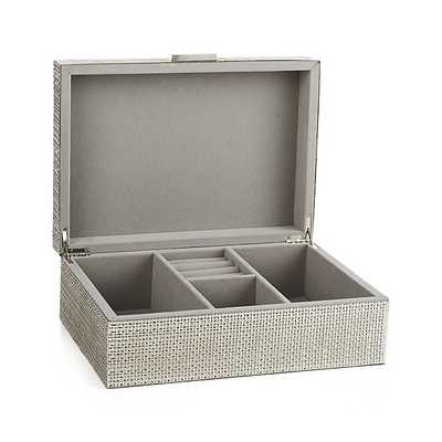 Dory Jewelry Box - Crate and Barrel